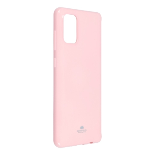 Jelly Mercury Iphone 12 / 12 PRO light pink telefontok