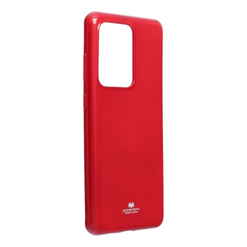 Jelly Mercury Iphone 12 / 12 PRO red telefontok