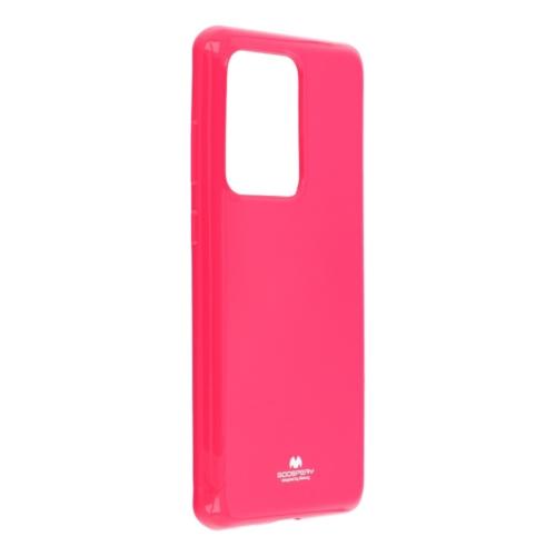 Jelly Mercury Iphone 12 / 12 PRO pink telefontok