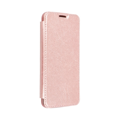 Forcell ELECTRO BOOK IPHONE 12 PRO MAX rose gold telefontok