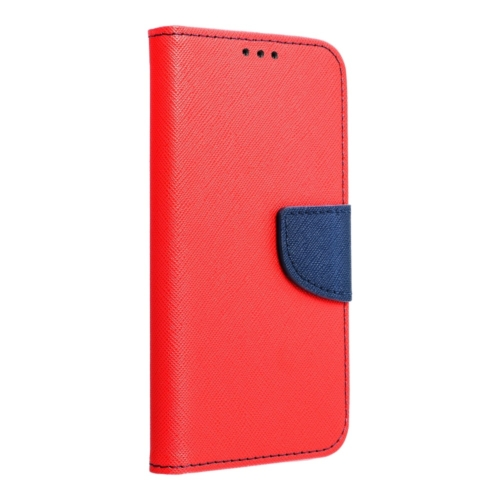 Fancy Book IPHONE 12 / 12 PRO red/navy telefontok