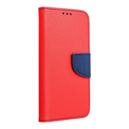 Fancy Book IPHONE 12 / 12 PRO red/navy telefontok