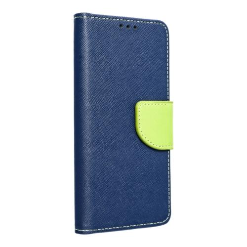 Fancy Book IPHONE 12 MINI navy/lime telefontok