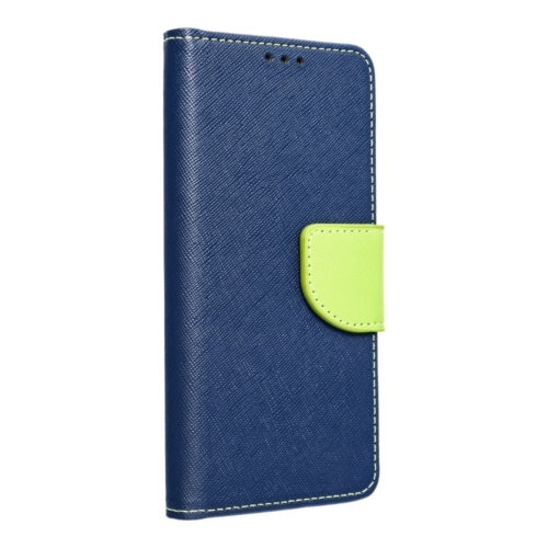 Fancy Book IPHONE 12 PRO MAX navy/lime telefontok