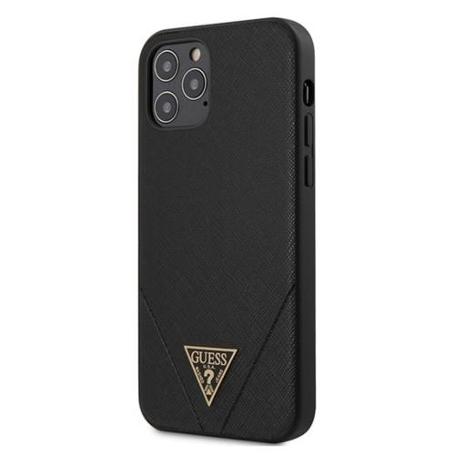GUESS GUHCP12MVSATMLBK iPhone 12 / 12 PRO telefontok