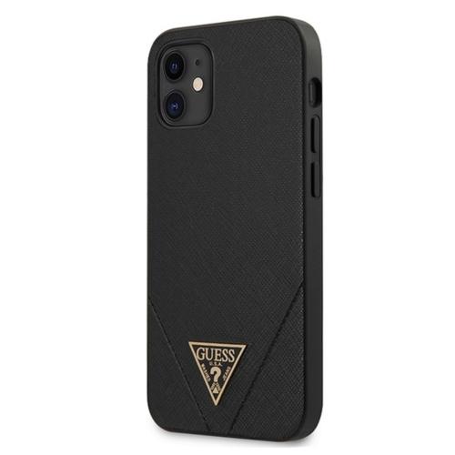 GUESS GUHCP12SVSATMLBK iPhone 12 MINI telefontok
