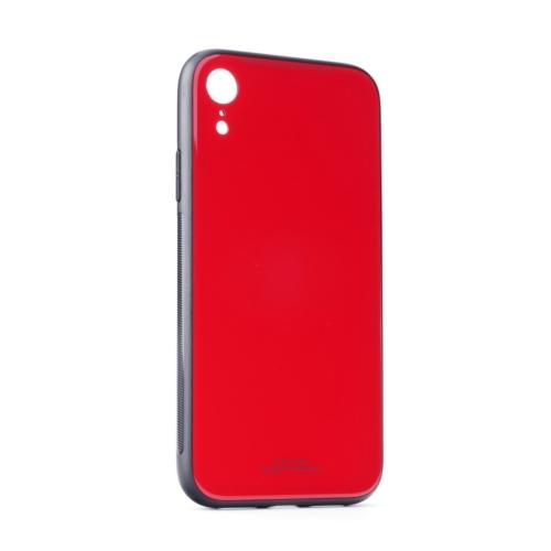 GLASS IPHONE 12 PRO MAX red telefontok