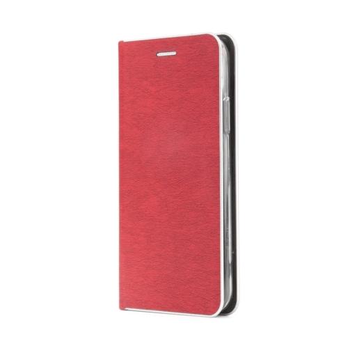 Luna Book Silver IPHONE 12 PRO MAX red telefontok