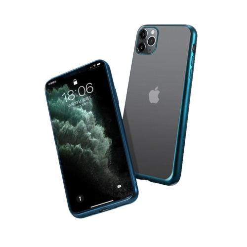 Forcell NEW ELECTRO MATT IPHONE 12 PRO MAX green telefontok