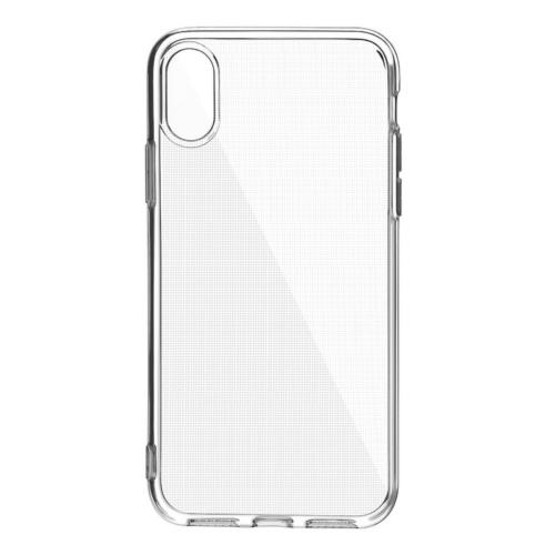 CLEAR Case 2mm BOX IPHONE 12 PRO MAX szilikon telefontok
