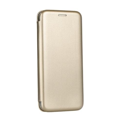 Book Forcell Elegance APPLE IPHONE 12 MINI gold telefontok