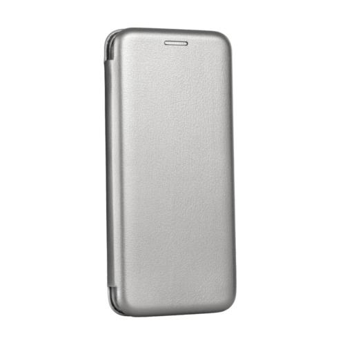 Book Forcell Elegance APPLE IPHONE 12 / 12 PRO grey telefontok