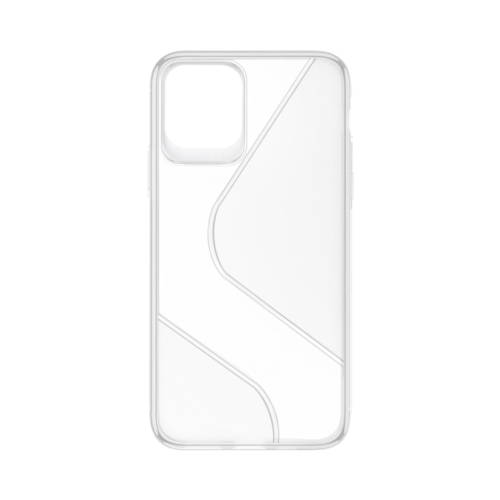 Forcell S-CASE IPHONE 12 MINI clear telefontok