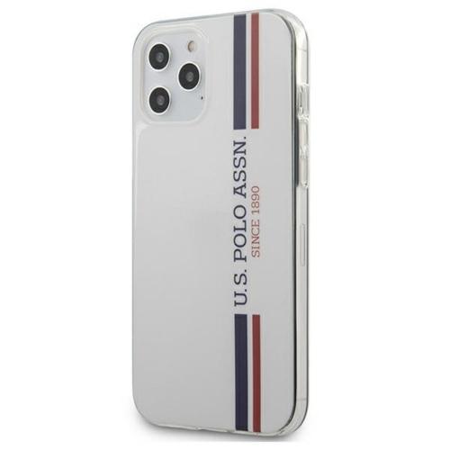 US POLO USHCP12LPCUSSWH iPhone 12 PRO MAX white telefontok