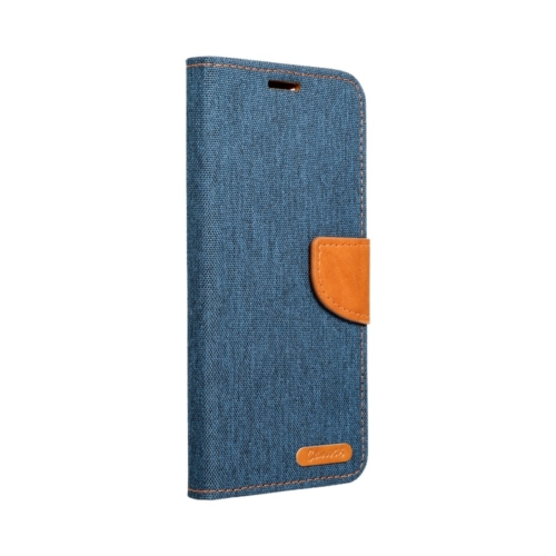 Canvas Book APPLE IPHONE 12 MINI navy blue telefontok