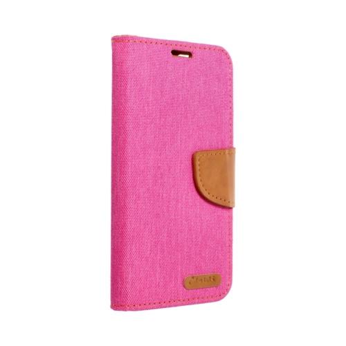 Canvas Book APPLE IPHONE 12 / 12 PRO pink telefontok