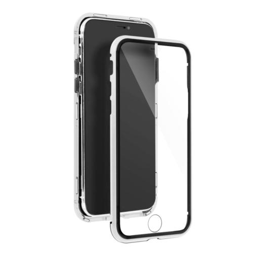 Magneto 360 Iphone 12 / 12 PRO silver telefontok