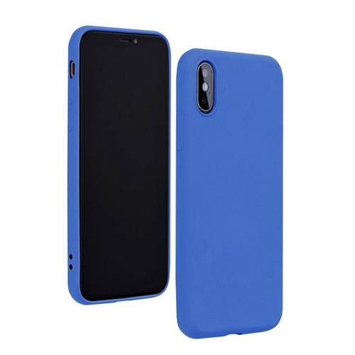 Forcell SILICONE LITE IPHONE 12 / 12 PRO blue telefontok