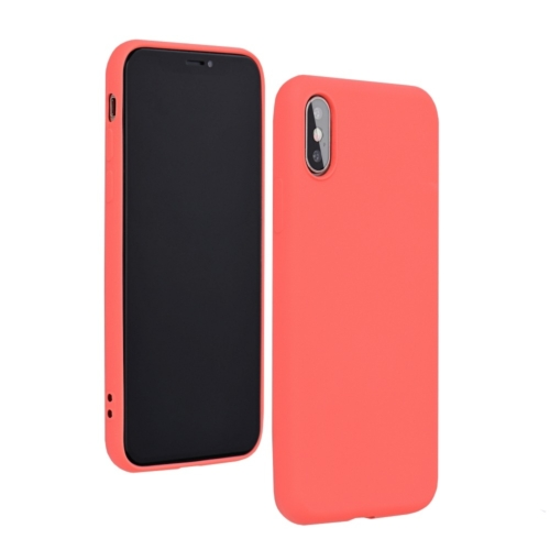 Forcell SILICONE LITE IPHONE 12 MINI pink telefontok