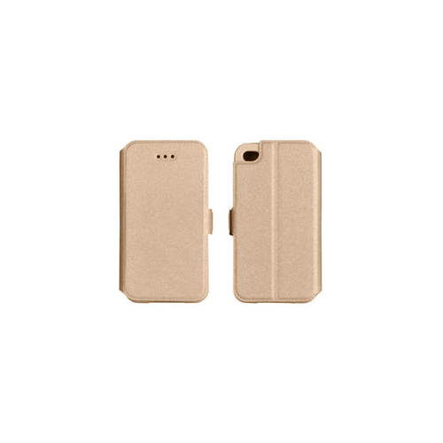 iPhone X / XS arany flipcover telefontok