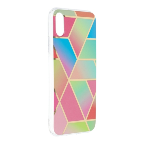Forcell MARBLE COSMO IPHONE X / XS telefontok minta 04