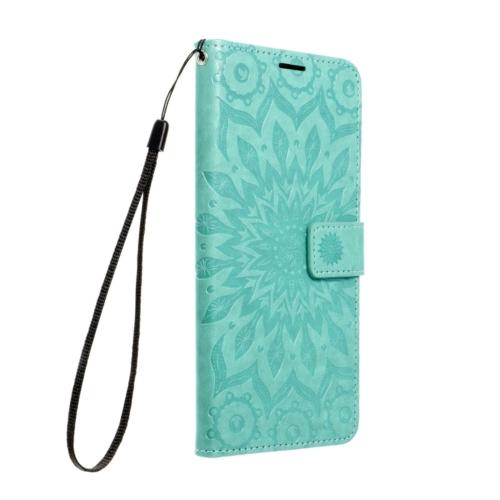 Forcell MEZZO Book telefontok SAMSUNG Galaxy A72 LTE ( 4G ) mandala green