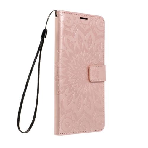 Forcell MEZZO Book telefontok IPHONE 7 / 8 / SE 2020 mandala rose gold