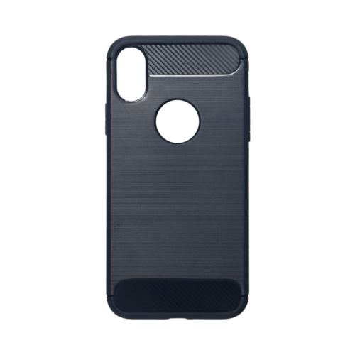"""Forcell CARBON telefontok IPHONE XS ( 5,8"""" ) graphite"""