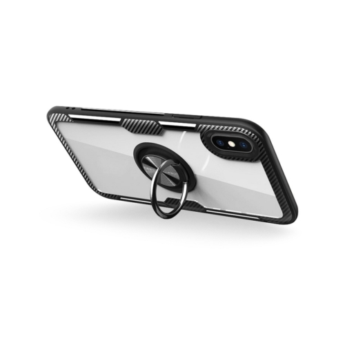 Forcell CARBON CLEAR RING telefontok IPHONE 12 PRO MAX