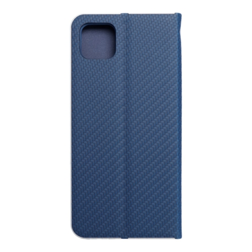 Forcell LUNA Book Carbon for SAMSUNG Galaxy A22 5G blue