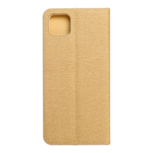 Forcell LUNA Book Gold for SAMSUNG Galaxy A22 5G gold