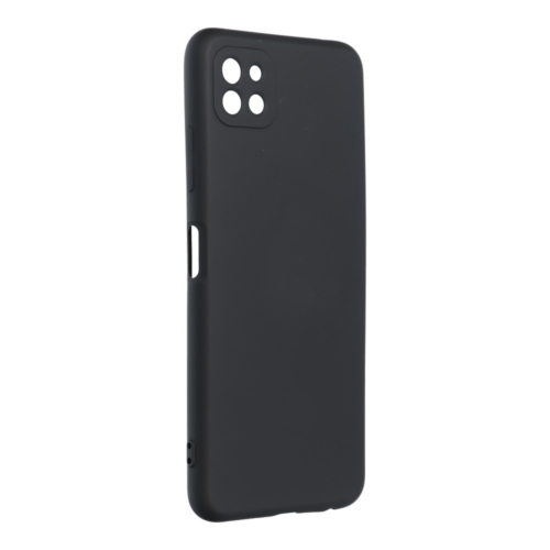 Forcell SILICONE LITE Case for SAMSUNG Galaxy A22 5G black
