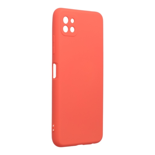 Forcell SILICONE LITE Case for SAMSUNG Galaxy A22 5G pink