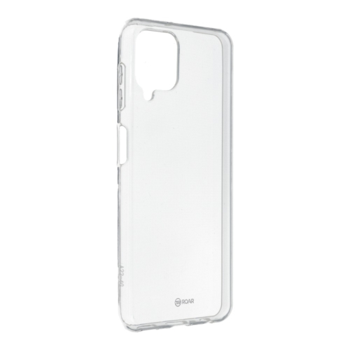 Jelly Case Roar - for Samsung Galaxy A22 4G LTE transparent