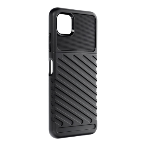 Forcell THUNDER Case for SAMSUNG Galaxy A22 5G black