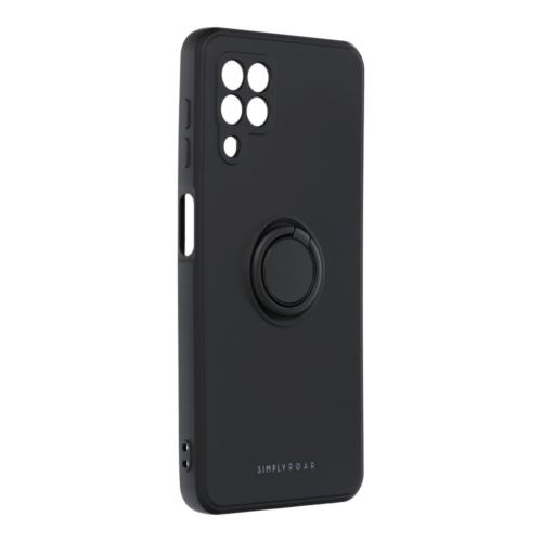 Roar Amber Case - for Samsung Galaxy A22 4G LTE black