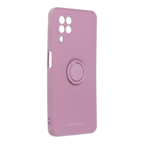 Roar Amber Case - for Samsung Galaxy A22 4G LTE Purple