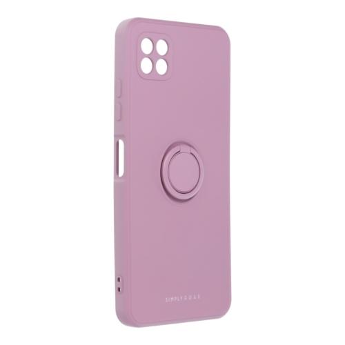 Roar Amber Case - for Samsung Galaxy A22 5G Purple