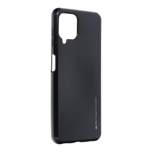 i-Jelly Case Mercury for Samsung Galaxy A22 4G black
