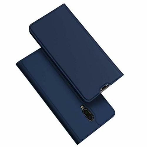 Dux Ducis Skin Pro Samsung Galaxy A71 sötétkék flipcover telefontok