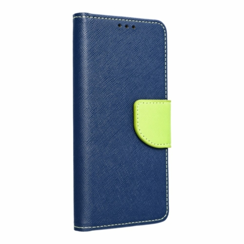 FANCY Flip telefontok Samsung Galaxy M31 navy/lime