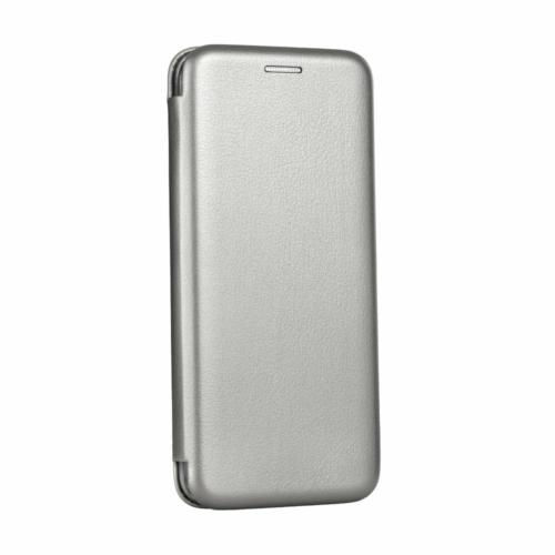 Elegáns flip telefontok Samsung Galaxy M21 grey