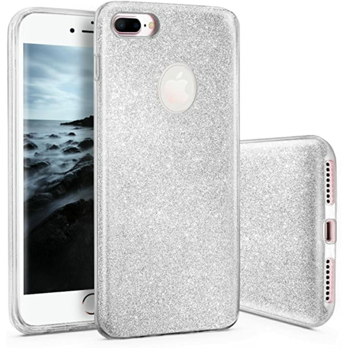 iPhone 8+ ezüst Shiny telefontok