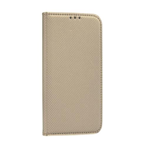 Smart Case Book flip telefontok iPhone 12 PRO MAX gold