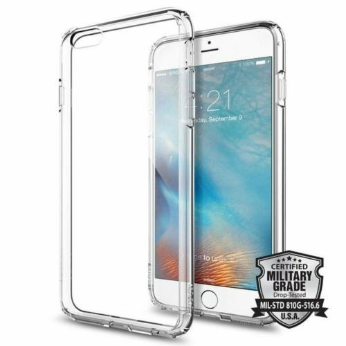 SPIGEN Ultra Hybrid iPhone 6 PLUS / 6S PLUS ütésálló telefontok