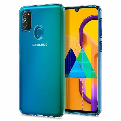 SPIGEN Liquid Crystal Samsung Galaxy M21 telefontok