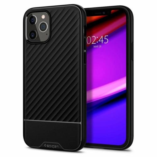 SPIGEN Core Armor iPhone 12 PRO MAX ütésálló telefontok