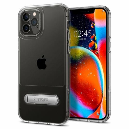 SPIGEN Slim Armor Essential S iPhone 12 / 12 PRO ütésálló telefontok