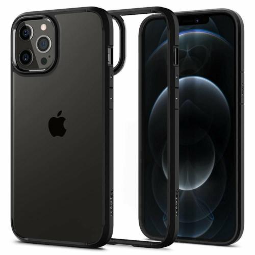 SPIGEN Ultra Hybrid iPhone 12 PRO MAX ütésálló telefontok
