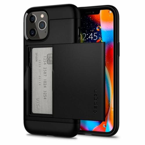 SPIGEN Slim Armor CS iPhone 12 PRO MAX ütésálló telefontok